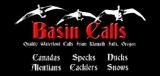Basin Calls