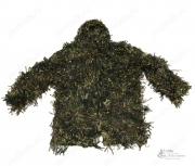 Маскировочный халат зеленый