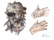 Комплект маскировочный