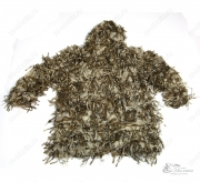 Маскировочный халат коричневый