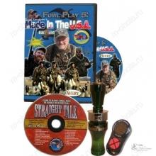 Комплект Double Nasty II с CD и DVD дисками